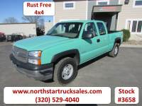 Used 2003 Chevrolet 2500 4x4 Ext-Cab Short Box Pickup