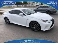 Used 2018 LEXUS RC 350 For Sale in Orlando, FL | Vin: JTHHZ5BC3J5018735