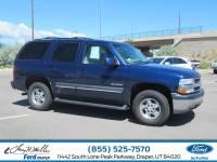 2002 Chevrolet Tahoe LT SUV V-8 cyl