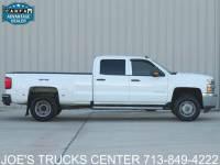 2016 Chevrolet Silverado 3500HD Work Truck 4x4