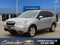 Pre-Owned 2014 Subaru Forester 2.5i Limited VINJF2SJAHC1EH430009 Stock Number16111B