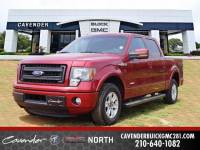Pre-Owned 2014 Ford F-150 2WD SuperCrew 5-1/2 Ft Box FX2 VIN1FTFW1CT9EKE53243 Stock Number61817A