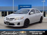 Pre-Owned 2012 Toyota Corolla 4dr Sdn Auto L (Natl) VIN5YFBU4EE3CP072698 Stock Number18657B