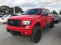 Pre-Owned 2014 Ford F-150 4WD SuperCrew 5-1/2 Ft Box STX VIN1FTFW1EF0EKD90380 Stock Number08561B