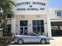 2007 Toyota Camry Solara SLE Heated Leather Power Top CD AUX USB Bluetooth