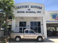 2005 Toyota Tundra SR5 1-Owner Clean CarFax Cloth Seats CD Cruise