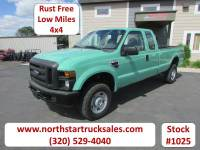 Used 2008 Ford F-350 4x4 Ext-Cab Long Box Pickup