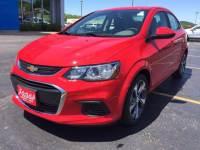 New 2020 Chevrolet Sonic Sedan Premier Auto