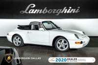Used 1996 Porsche 911 Carrera Cabriolet For Sale Richardson,TX | Stock# LC632 VIN: WP0CA299XTS340157