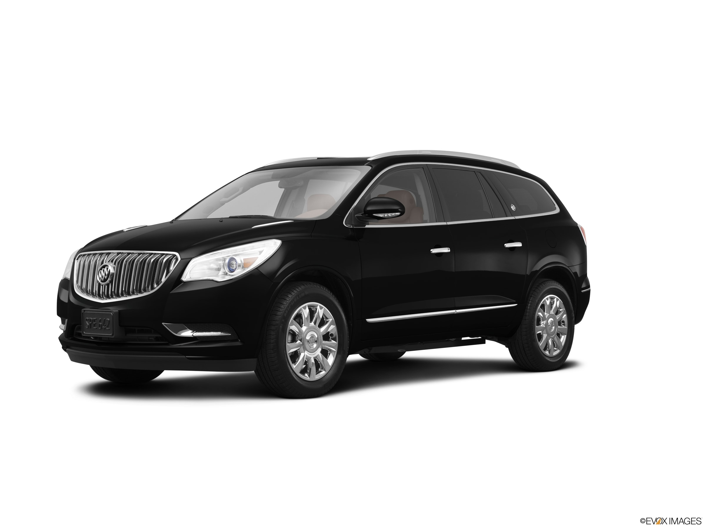 Photo Used 2014 Buick Enclave Leather SUV in Charlotte