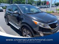 Pre-Owned 2014 Kia Sportage SX in Richmond VA