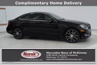 2014 Mercedes-Benz C-Class C 350 Coupe in McKinney