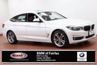 Certified Used 2017 BMW 3 Series Gran Turismo in Fairfax, VA