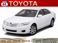 Used 2011 Toyota Camry LE LE Sedan 6A in Raynham MA