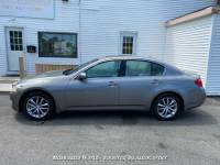 2007 Infiniti G35 x AWD 5-Speed Automatic
