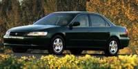 Pre-Owned 2000 Honda Accord Sedan EX w/Leather