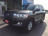 Pre-Owned 2016 Toyota Land Cruiser 4dr 4WD (GS)
