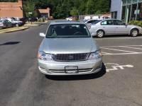 Used 2000 Toyota Avalon For Sale Near Hartford | 4T1BF28B9YU033586 | Serving Avon, Farmington and West Simsbury
