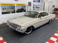 1961 Chevrolet Impala - BUBBLE TOP RESTO MOD - 383 STROKER - MODERN A/C SYSEM -