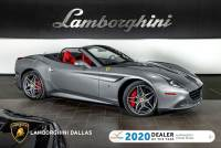 Used 2017 Ferrari California T For Sale Richardson,TX | Stock# 20L0252A VIN: ZFF77XJA1H0223400