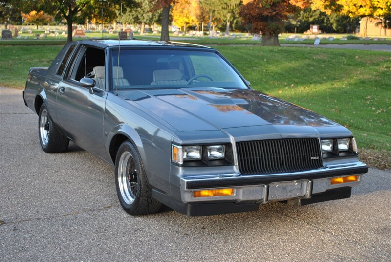 Photo 1987 Buick Regal Grand National Turbo for sale in Flushing MI