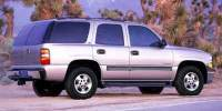 Pre-Owned 2003 Chevrolet Tahoe Special Service