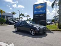 Certified Pre-Owned 2017 Cadillac ATS Coupe 2.0L I4 RWD
