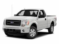 Pre-Owned 2014 Ford F-150 2WD Regular Cab 6-1/2 Ft Box XL