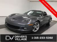 Used 2010 Chevrolet Corvette For Sale at Burdick Nissan | VIN: 1G1YS2DW8A5110489