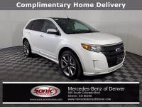 Pre-Owned 2014 Ford Edge Sport SUV in Denver