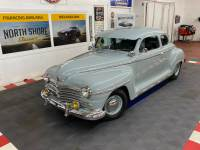 1948 Plymouth Club Coupe -Modern A/C system - SBC 350 Engine - Drive Anywhere -