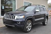 2011 Jeep Grand Cherokee Overland 4x4 for sale in Flushing MI
