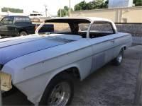 1962 Chevrolet, Impala