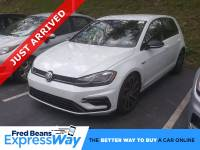Used 2019 Volkswagen Golf R For Sale at Fred Beans Volkswagen | VIN: WVWWA7AU1KW191736