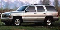Pre-Owned 2002 Chevrolet Tahoe LT