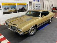 1972 Oldsmobile Cutlass - 442 TRIBUTE - 455 ENGINE -