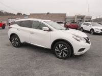 Used 2015 Nissan Murano For Sale at Duncan Suzuki | VIN: 5N1AZ2MH9FN229029