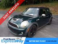 Used 2009 MINI Cooper S For Sale at Fred Beans Volkswagen | VIN: WMWMF73569TT99103