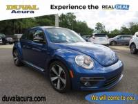 Used 2013 Volkswagen Beetle For Sale in Jacksonville at Duval Acura | VIN: 3VWVT7AT3DM685822