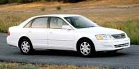 Pre-Owned 2001 Toyota Avalon XLS