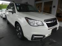 Certified 2018 Subaru Forester 2.5i Limited SUV