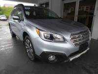 Certified 2017 Subaru Outback 3.6R Limited with SUV