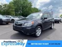 Used 2015 Subaru Forester 2.5i Premium For Sale in Doylestown PA   Serving New Britain PA, Chalfont, & Warrington Township   JF2SJADC8FG581605