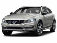 2017 Used Volvo V60 Cross Country T5 AWD in Bright Silver Metallic For Sale in Moline IL   V2055A