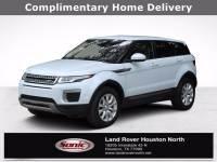 Used 2017 Land Rover Range Rover Evoque SE in Houston