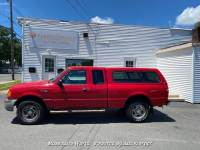 2004 Ford Ranger XLT SuperCab 4-Door 4WD 5-Speed Automatic