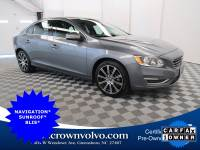 Used 2017 Volvo S60 For Sale at Crown Volvo Cars | VIN: LYV402TK5HB150355