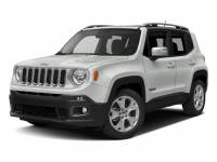 Pre-Owned 2017 Jeep Renegade Limited 4x4