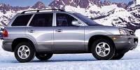 Pre-Owned 2002 Hyundai Santa Fe