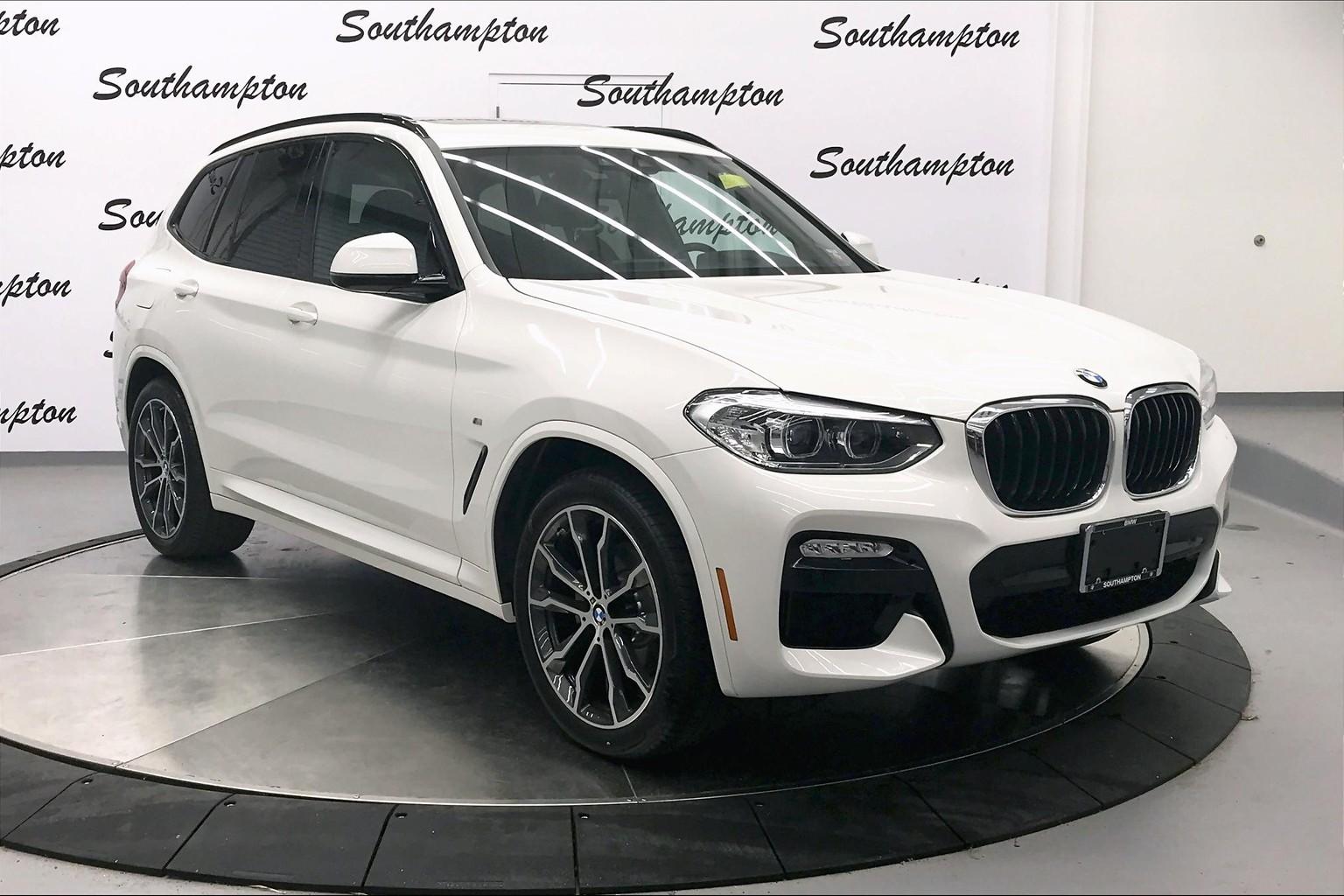Photo Pre-Owned 2019 BMW X3 xDrive30i SAV For Sale Southampton, New York